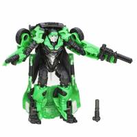 Hasbro Transformers Age of Extinction - Deluxe Class Crosshairs Figure