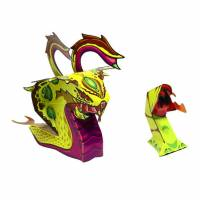 Dota 2 - Venomancer DIY Paper Craft Kit