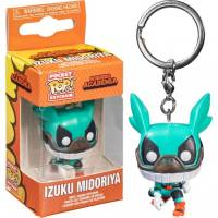 Funko Pocket POP Anime: My Hero Academia - Izuku Midoriya Keychain