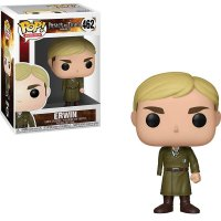 Funko POP Anime: Attack on Titan - Erwin (One-Armed) Figure