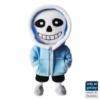 Undertale - Sans Handmade Plush Toy [Exclusive]
