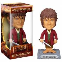 Funko The Hobbit: Unexpected Journey - Bilbo Wacky Wobbler Figure