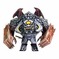 Dota 2 - Roshan DIY Paper Craft Kit