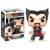 Funko POP Games: Tekken - Heihachi (#200) Figure