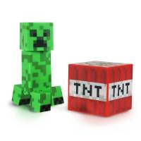 Jazwares Minecraft - Core Creeper with Accessory Figure