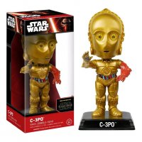 Funko Star Wars Episode 7 - C3PO Wacky Wobbler Figure