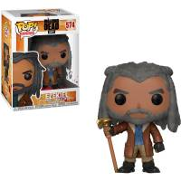 Funko POP TV: The Walking Dead - Ezekiel Figure