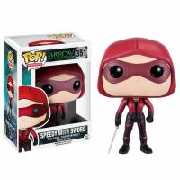 Funko POP TV: Arrow - Speedy with Sword Figure