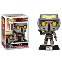 [PRE-ORDER] Funko POP Star Wars: Bad Batch - Tech Figure