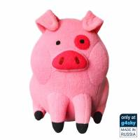 Gravity Falls - Waddles Handmade Plush Toy [Exclusive]