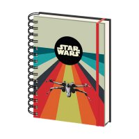 Pyramid International Star Wars - Nostalgia Wiro Notebook