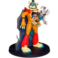 "[PRE-ORDER] Funko Five Nights at Freddy's - Freddy and Gregory 12"" Statue"