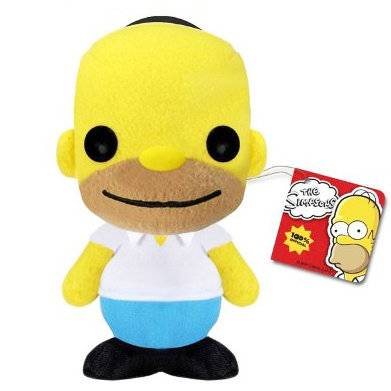 Funko The Simpsons - Homer Simpson Plush Toy