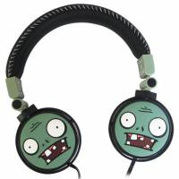 Jazwares Plants vs Zombies - Zombie Headphones