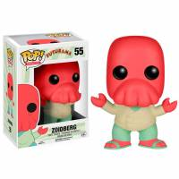 Funko POP TV: Futurama - Zoidberg Figure