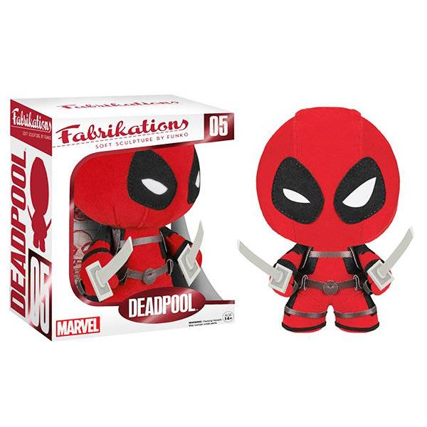 Funko Deadpool Fabrikations Plush Toy
