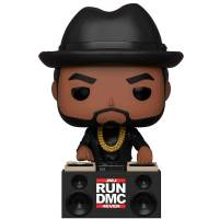Funko POP Rocks: Run-DMC - Jam Master Jay Figure