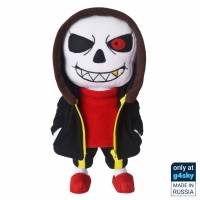 [PRE-ORDER] Underfell - Sans Handmade Plush Toy [Exclusive]