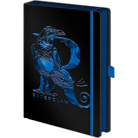Pyramid International Harry Potter - Ravenclaw Foil Notebook