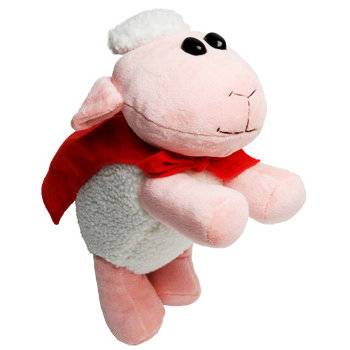 Gaya Worms - Super Sheep Plush Toy (with sound)