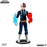 McFarlane Toys My Hero Academia - Shoto Todoroki Action Figure