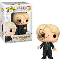 [PRE-ORDER] Funko POP Harry Potter - Draco Malfoy (with Whip Spider) Figure