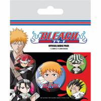 Pyramid International Bleach - Chibi Characters Badge Pack