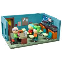 McFarlane Toys South Park - The Classroom Large Construction Set