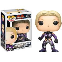 Funko POP Games: Tekken - Nina Williams Figure