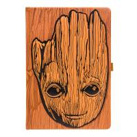 Half Moon Bay Marvel - Groot Notebook