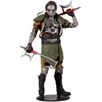 [PRE-ORDER] McFarlane Toys Mortal Kombat - Kabal (Hooked Up Skin) Action Figure
