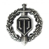 Official World of Tanks Warrior Magnet