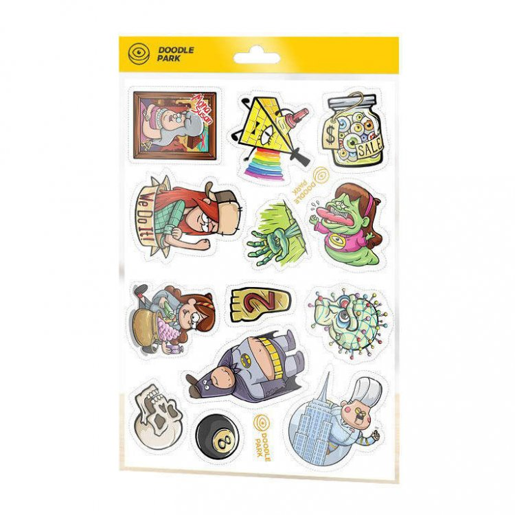 Gravity Falls vol. 1 Stickers