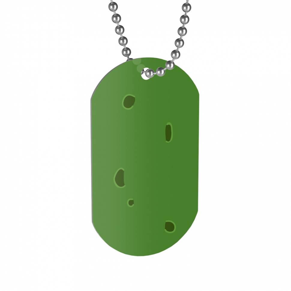 rick and morty pickle rick designer dog tag buy at g4sky net