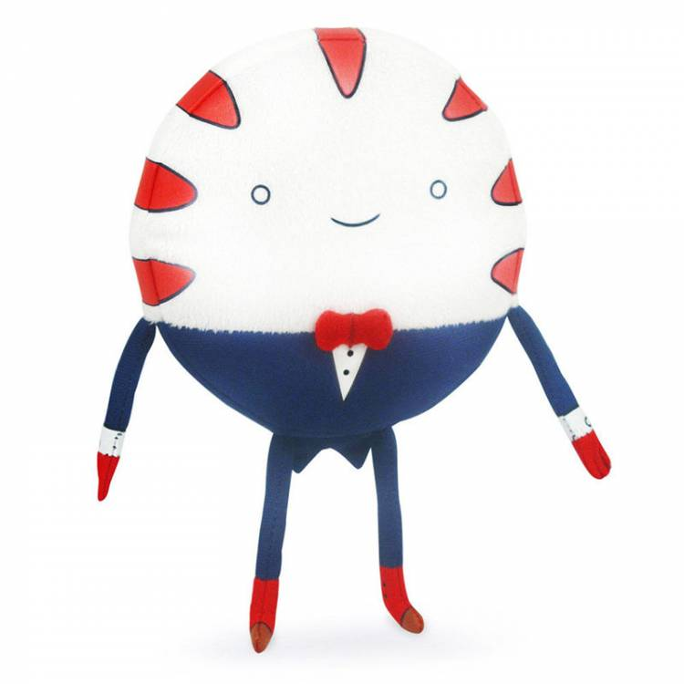 Jazwares Adventure Time - Peppermint Butler Plush Toy