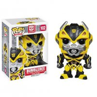 Funko POP Movies: Transformers: Age of Extinction - Bumblebee Figure