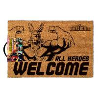 Pyramid International My Hero Academia - All Heroes Welcome Doormat