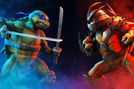 [Art] Royal 3D Teenage Mutant Ninja Turtles by Ruben Valente