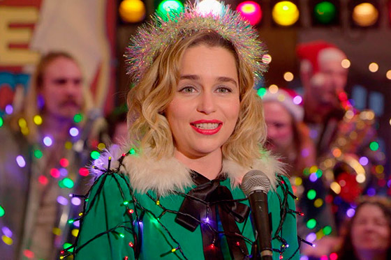 [Music Video] Emilia Clarke - Last Christmas (Complete Version)