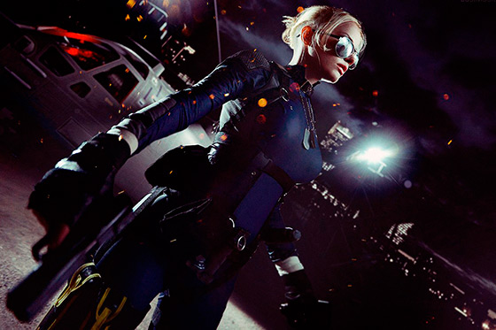 [Cosplay] Cassie Cage (Mortal Kombat) by Narga (ver 2)