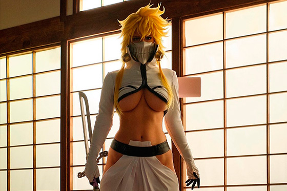 [Cosplay] Tier Harribel (Bleach) by Jannet Incosplay