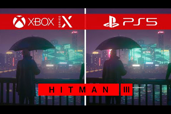 [Fun Video] Hitman 3 Comparison - From Xbox One to PS5