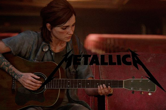 [Music Video] The Last of Us Part 2 - Metallica (Nothing Else Matters) by Ellie
