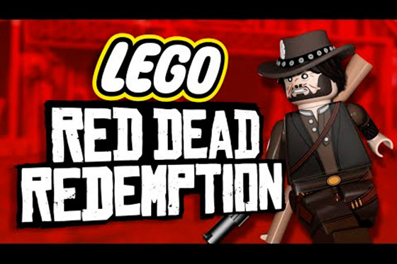 [Fun Video] LEGO Red Dead Redemption